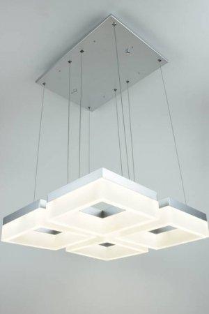 EQLight Atziri 4 Lights LED Contemporary Multi Pendant