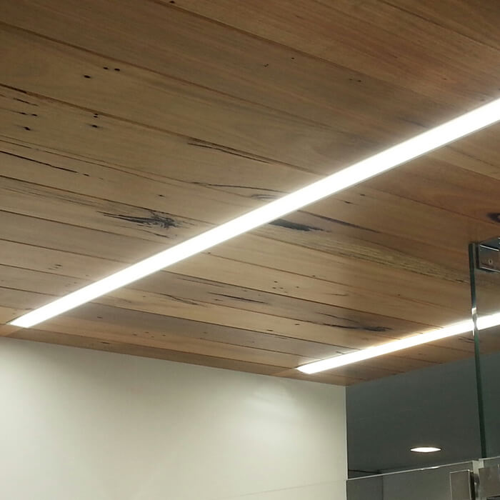 Linear recessed led lighting led my bookmarks Exterior linear led lighting