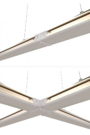 DG06 DLC Commercial LED Linear 4ft 45W
