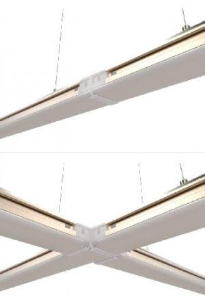DG06 DLC Commercial LED Linear 4ft 45W